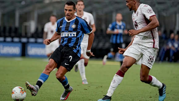 Интер обърна Торино за 12 минути и вече е втори