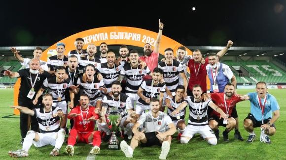 Димитър Илиев вдигна нов трофей за Локомотив (Пд)
