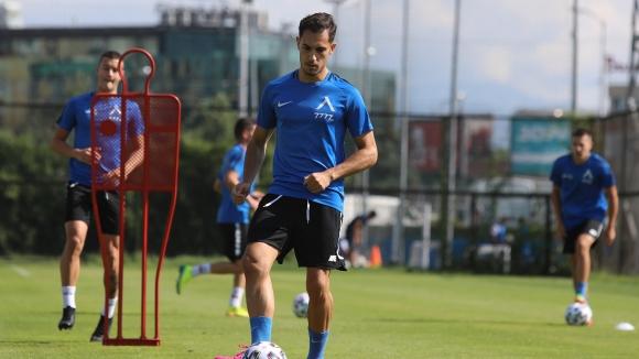 Левски взе играч на проби от Испания