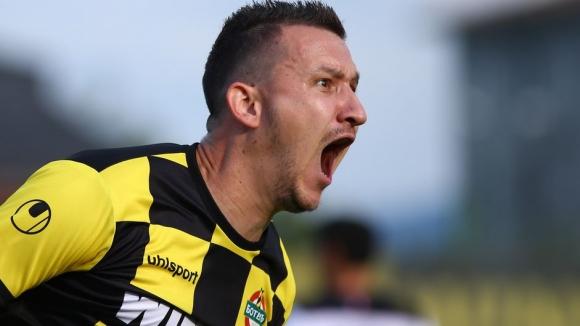 Тодор Неделев даде преднина на Ботев срещу Локомотив (Пд)