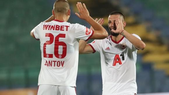 ЦСКА-София извади късмет на старта в ЛЕ