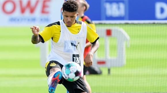 Санчо излетя с отбора на Дортмунд за Швейцария