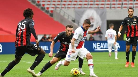 Ница - Пари Сен Жермен 0:3
