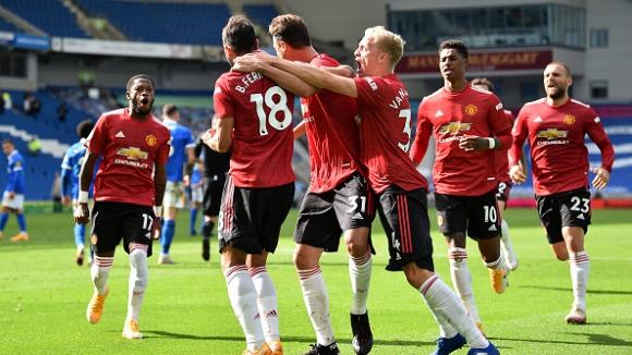 Брайтън - Манчестър Юнайтед 2:3