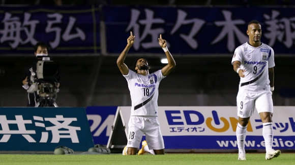 Гамба Осака с трета поредна победа в Япония