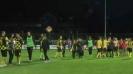 Футболистите и феновете на Ботев (Пд) ликуват след победата над Левски