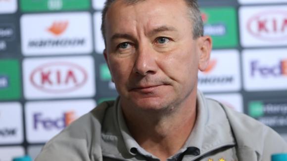 Стамен Белчев: Наясно съм със състава и не трябва да има напрежение