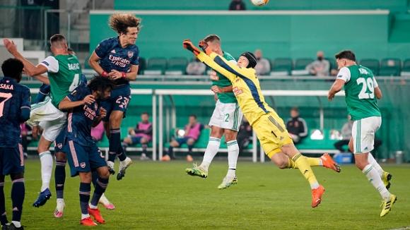 Рапид Виена - Арсенал 1:2