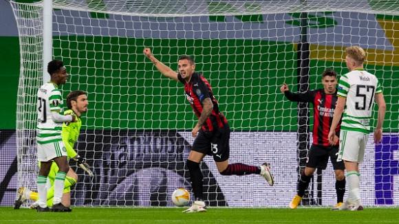 42' Селтик - Милан 0:2