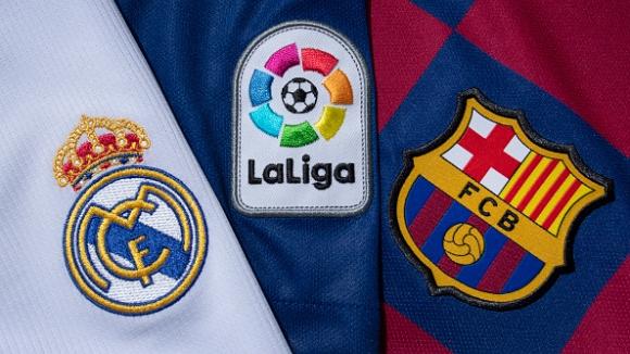 Барселона в трескава подготовка за Ел Класико