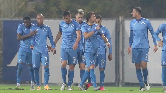 """Провал за Левски срещу 10 от Черно море и загуба с 1:2 на """"Герена"""""""