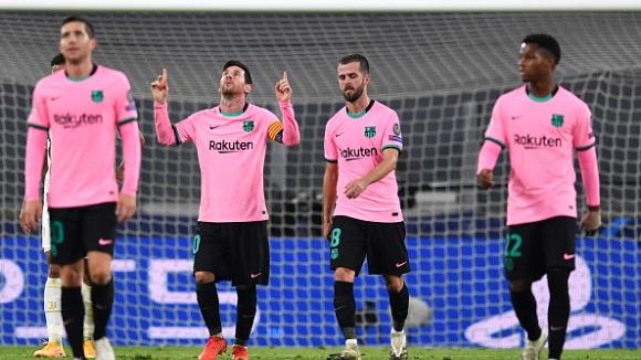 Ювентус - Барселона 0:2, не зачетоха три гола на Мората