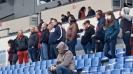 Феновете на ЦСКА 1948 подкрепят своите срещу Славия