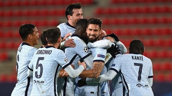 Резервата Жиру изпрати Челси на 1/8-финал