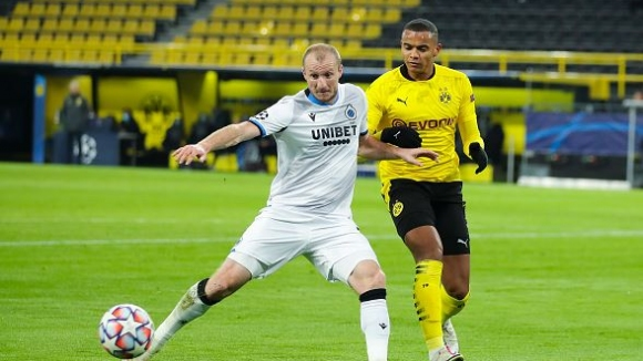 Ерлинг Холанд с два гола и рекорд при 3:0 за Борусия (Дортмунд) срещу Брюж