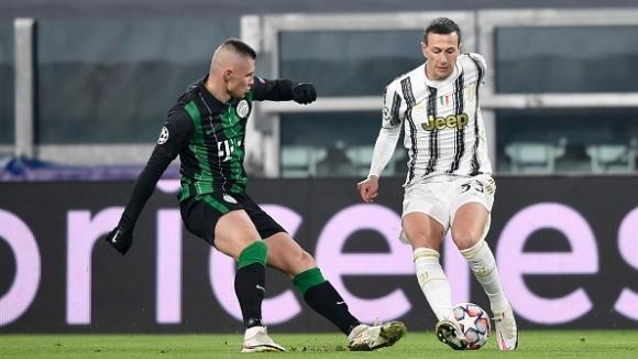 Ювентус измъкна успех с 2:1 срещу Ференцварош с гол в края