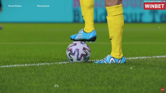 "Ботев (Пд) - Локомотив (Пд) 2:3, ""WINBET е-футбол лига 2020"""