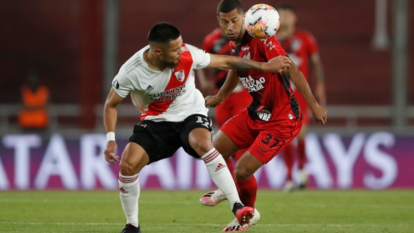 Ривър Плейт - Атлетико Паранаенсе 1:0