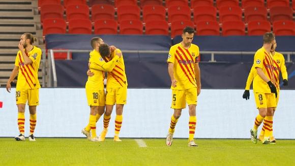Ференцварош - Барселона 0:3
