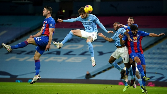 68' Манчестър Сити - Кристъл Палас 3:0