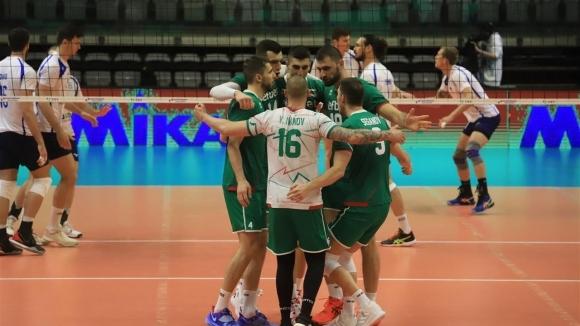 България завърши с лесна победа над Израел