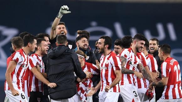 ПП Барселона - Атлетик Билбао 1:1