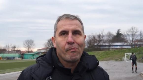 Димитър Димитров: Притеснява ме липсата на играчи, едва ли ще търсим нови