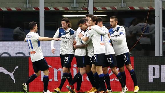 """Аталанта разби Милан с 3:0 на """"Сан Сиро"""""""