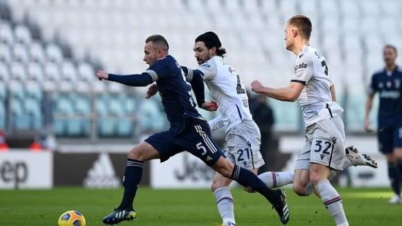 15' Ювентус - Болоня 1:0