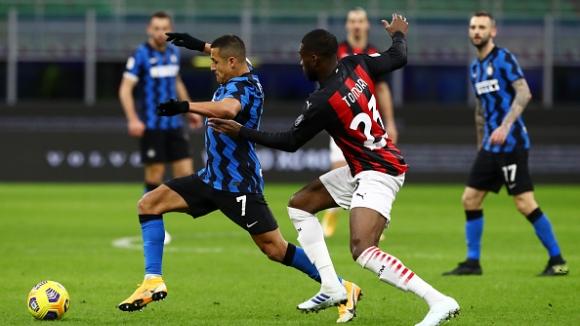 Интер - Милан 2:1