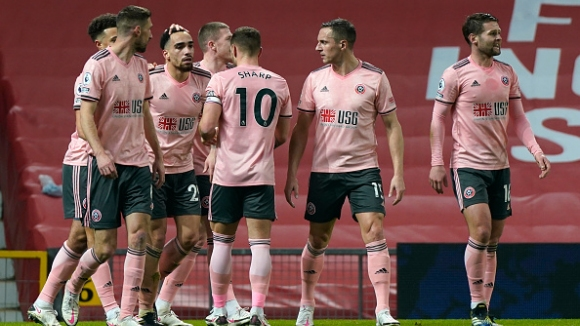 74' Манчестър Юнайтед - Шефилд Юнайтед 1:2