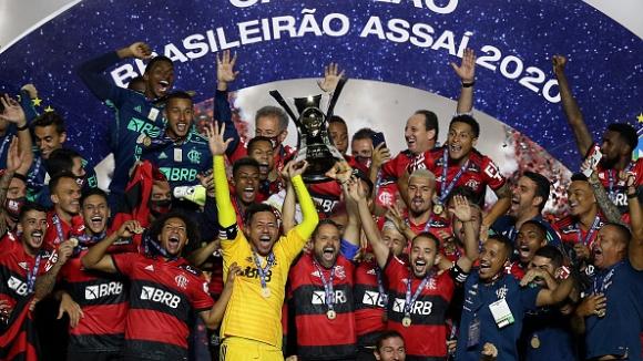 Трилър реши титлата на Бразилия