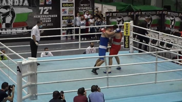 "Радослав Панталеев донесе пети златен медал от пет финала на ""Странджа"""