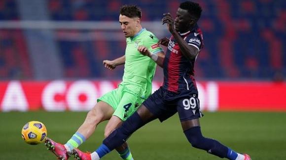 Болоня - Лацио 2:0, Антов остана резерва