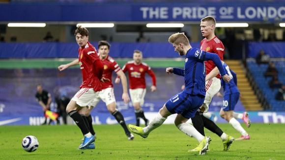 Челси и Манчестър Юнайтед не успяха да се надхитрят и завършиха 0:0