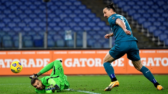 """Милан укроти """"вълците"""" в зрелищен мач, но даде три жертви"""
