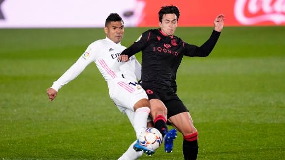 Реал Мадрид - Реал Сосиедад 1:1