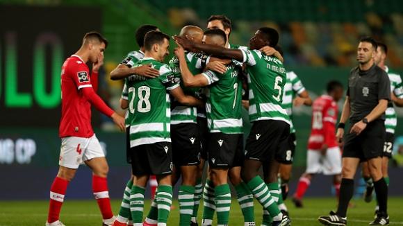 Спортинг все по-близо до титлата в Португалия