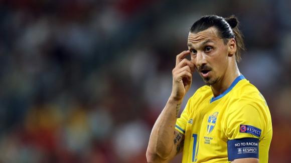 Ибрахимович пред завръщане в националния отбор на Швеция