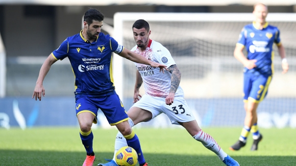 Верона - Милан 0:2